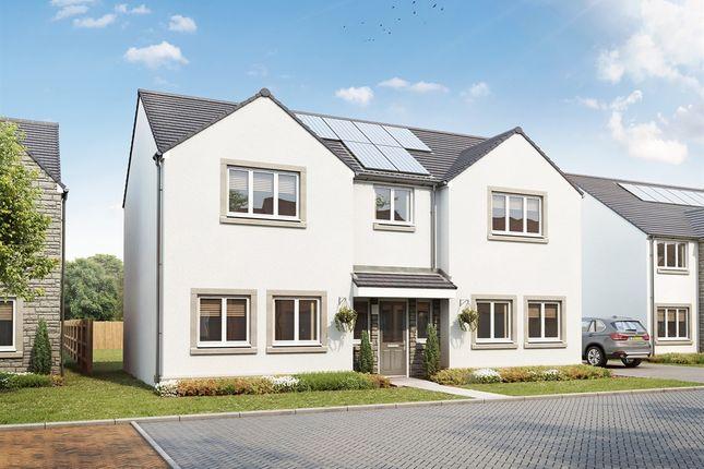"Thumbnail Detached house for sale in ""Bowmore"" at Burdiehouse Road, Edinburgh"