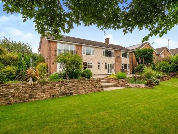 Thumbnail Detached house for sale in Covedale Road, Sherwood, Nottingham, Nottinghamshire