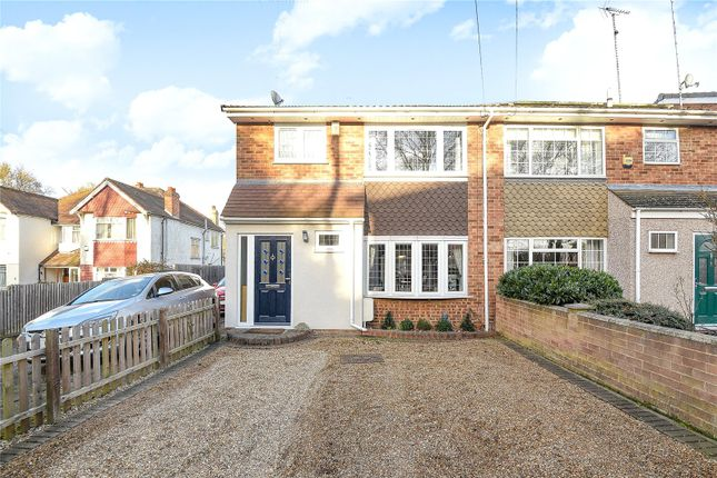 3 bed semi-detached house for sale in Honey Hill, Uxbridge, Middlesex