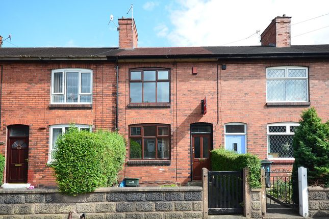 Thumbnail Town house to rent in Fletcher Road, Stoke-On-Trent