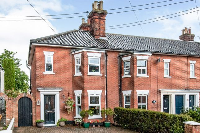 End terrace house for sale in Sunnyside, Diss