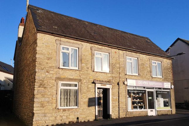 Thumbnail Property for sale in George Street, Axminster, Devon