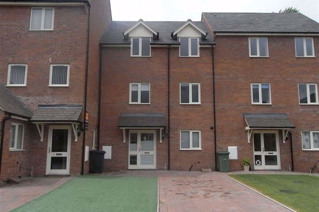 Thumbnail Terraced house to rent in Lutton Close, Oswestry, Shropshire