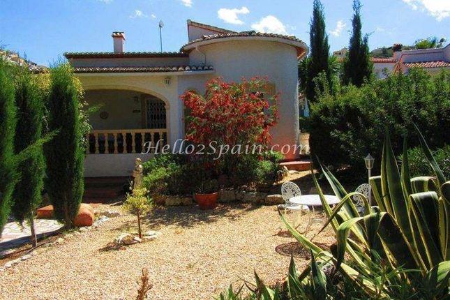 Villa for sale in Pedreguer, Alicante, Spain