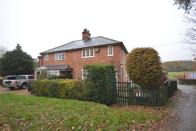 Thumbnail Semi-detached house for sale in Church Road, Fingringhoe, Colchester