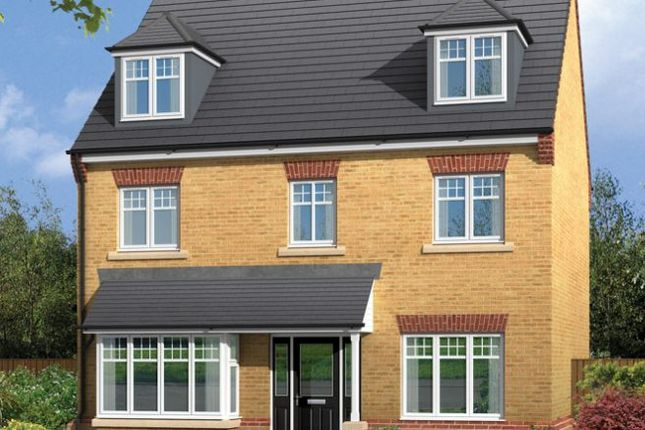 "Thumbnail Detached house for sale in ""The Grassington"" at Bedford Farm Court, Crofton, Wakefield"