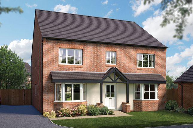 "Thumbnail Detached house for sale in ""The Winchester"" at Queens Drive, Nantwich"