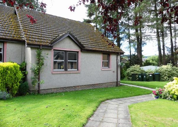 Thumbnail Semi-detached bungalow for sale in Earnbank, Bridge Of Earn