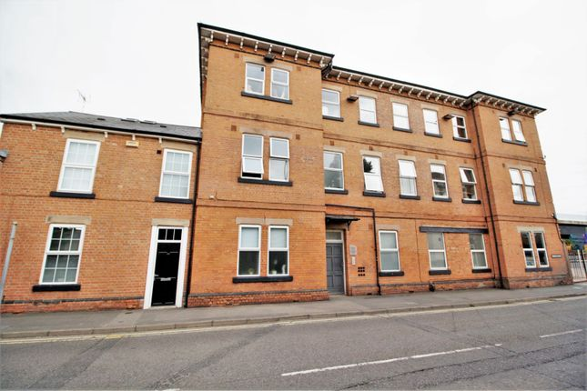 Thumbnail Flat to rent in 220 Siddals Road, Derby