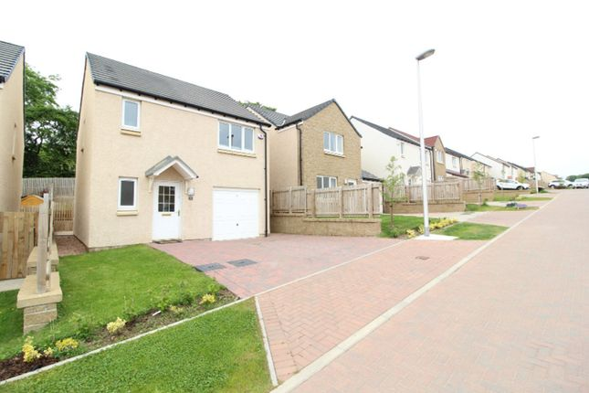 Thumbnail Detached house for sale in Whitehouse Crescent, Gorebridge