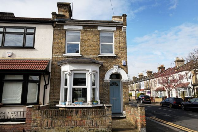 Thumbnail End terrace house for sale in Matcham Road, Leytonstone