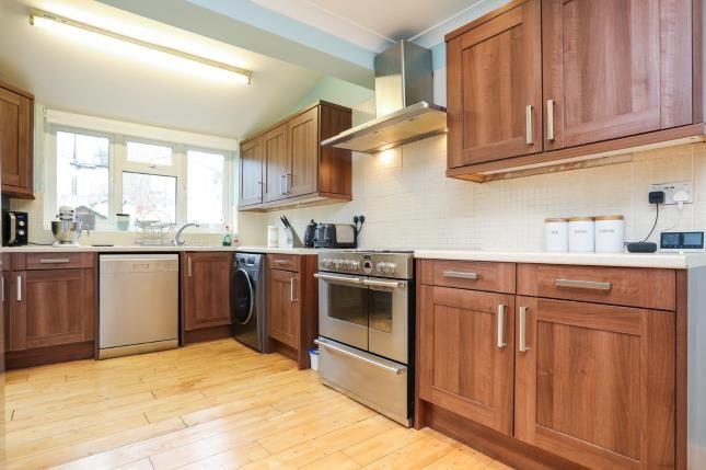 Kitchen Close of Murchison Road, London E10