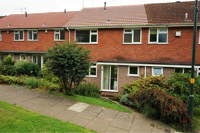 Thumbnail Terraced house for sale in Long Leasow, Birmingham