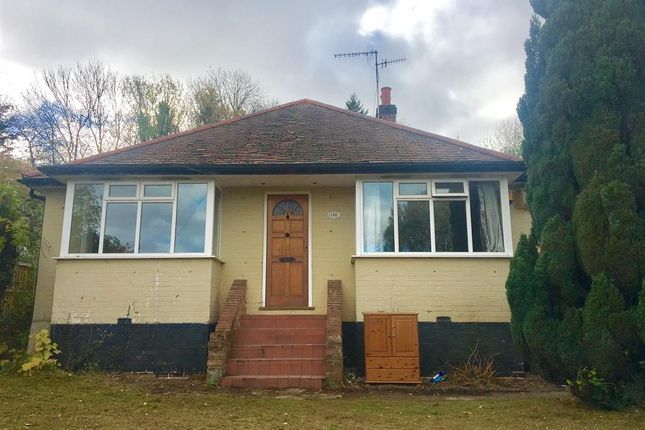 Thumbnail Bungalow to rent in Kingsmead Road, High Wycombe