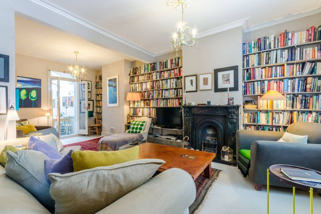Thumbnail Terraced house to rent in Sutherland Road, Chiswick