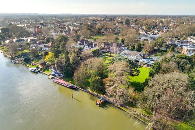 Thumbnail Detached house for sale in Lower Teddington Road, Hampton Wick, Surrey