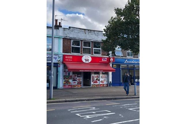 Thumbnail Commercial property for sale in 36/36A Chingford Mount Road, London