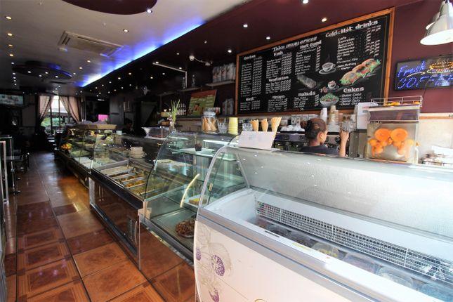 Thumbnail Restaurant/cafe to let in Uxbridge Road, Shepherds Bush