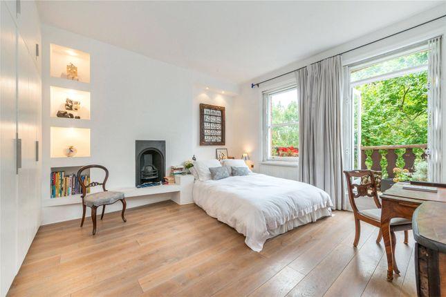 Master Bedroom of Frognal Lane, Hampstead, London NW3