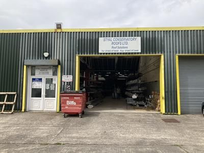 Light industrial to let in Unit 11, St Margarets Park, Aberbargoed
