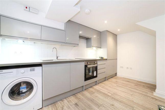 Kitchen of Crossford Street, London SW9
