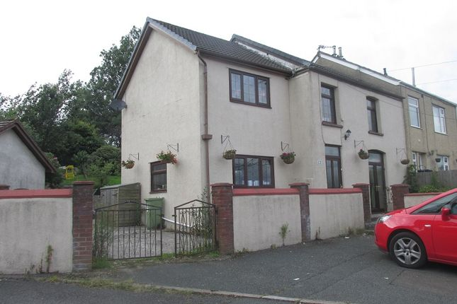 Thumbnail Cottage for sale in Station Road, Tredegar