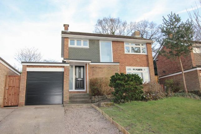 Thumbnail Detached house to rent in Frimley, Camberley