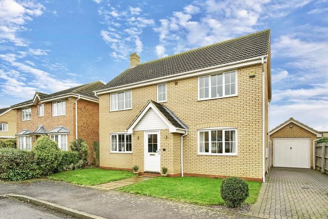 4 bed detached house for sale in Chantry Close, Swavesey, Cambridge, Cambridgeshire.