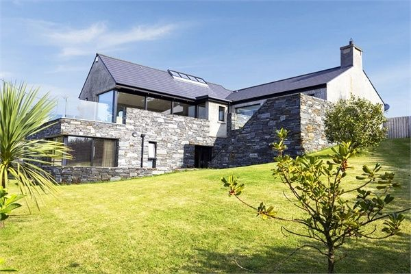 Thumbnail Detached house for sale in Skerryview, Craigahullier, Portrush, County Londonderry