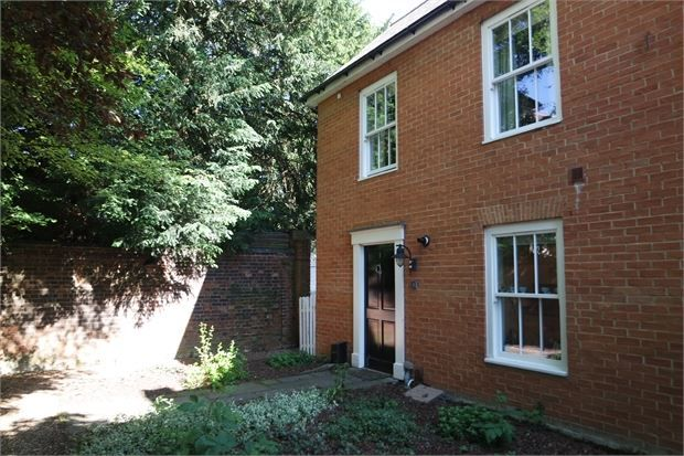 Thumbnail Semi-detached house for sale in Mulberry Green, Old Harlow, Old Harlow, Essex.