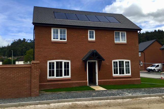 Thumbnail Detached house for sale in Plot 16 Phase 2 Hopton Park, Nesscliffe, Shrewsbury