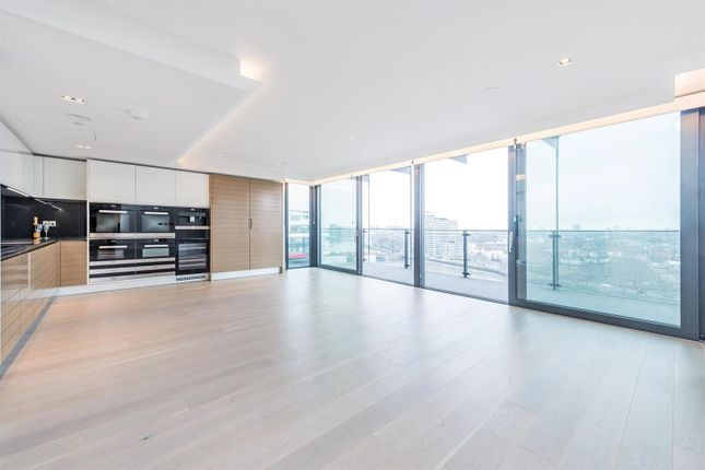 Thumbnail Flat to rent in Merano Residences, 30 Albert Embankment, Vauxhall, London