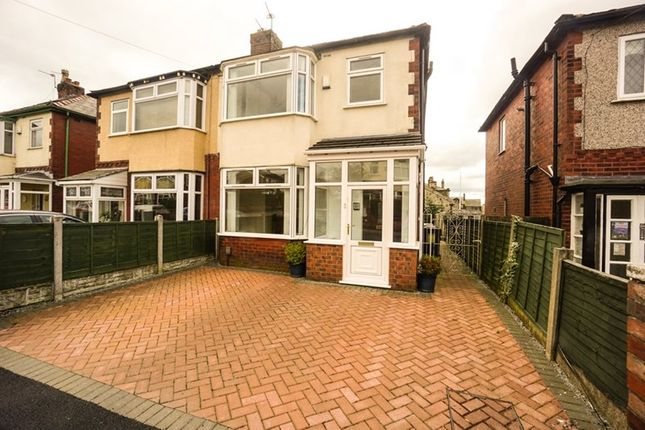 Thumbnail Semi-detached house for sale in Beaumont Road, Horwich, Bolton