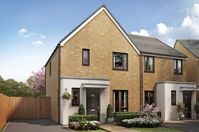 "3 bed end terrace house for sale in ""The Hanbury"" at London Road, Stanford-Le-Hope SS17"