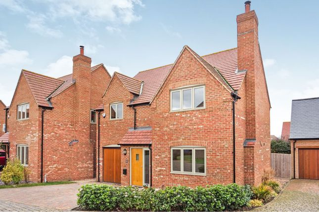 Thumbnail Detached house for sale in Isemill Road, Burton Latimer, Kettering