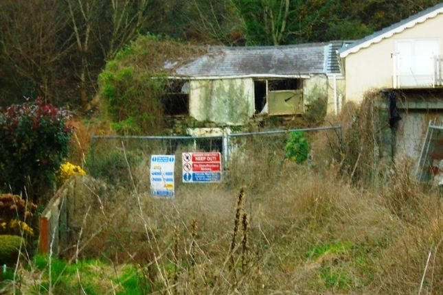Thumbnail Land for sale in Stradey Hill, Pwll, Llanelli, Carmarthenshire