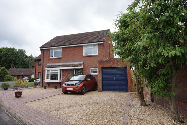 Thumbnail Detached house for sale in Cunnington Close, Devizes