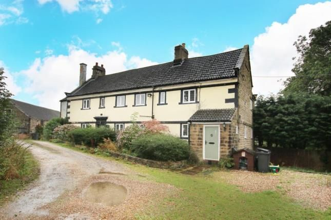 Thumbnail Detached house for sale in Windmill Hill Lane, Chapeltown, Sheffield, South Yorkshire