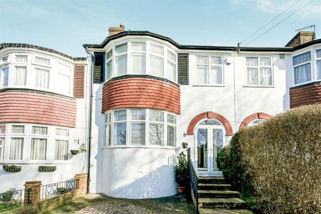 Thumbnail Terraced house for sale in Glen Gardens, Croydon