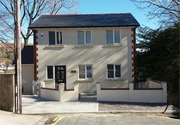 Thumbnail Detached house for sale in Old Doctors Surgery, Field Street, Penygraig, Rct.
