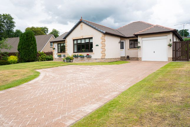 Thumbnail Detached bungalow for sale in Turretbank Road, Crieff