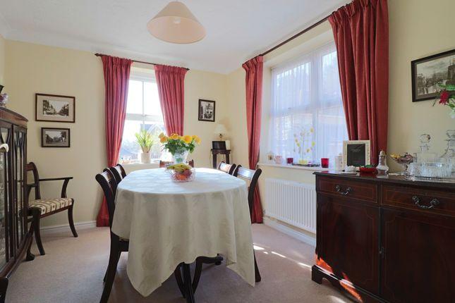 Dining Room of Dunton Grove, Hadleigh, Ipswich, Suffolk IP7