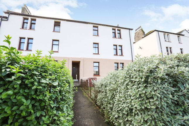Front of Moncur Crescent, Dundee DD3