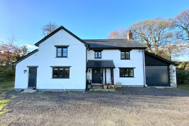 Thumbnail Detached house for sale in Ashwater, Beaworthy