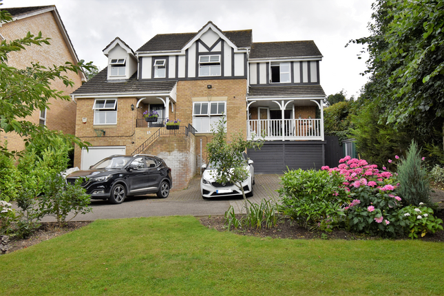 Thumbnail Detached house for sale in Fay Close, Rochester