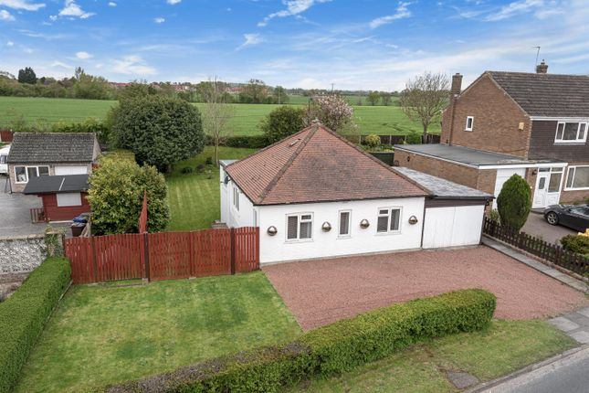 3 bed detached bungalow for sale in Wistow Road, Selby YO8