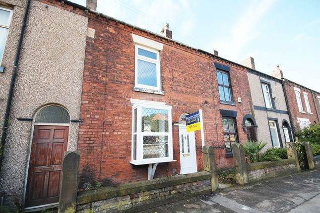 Thumbnail Terraced house for sale in Manchester Road West, Little Hulton, Manchester.