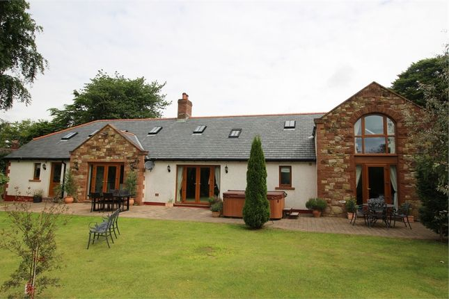 Thumbnail Detached house for sale in Fenton Lane End, How Mill, Brampton, Cumbria