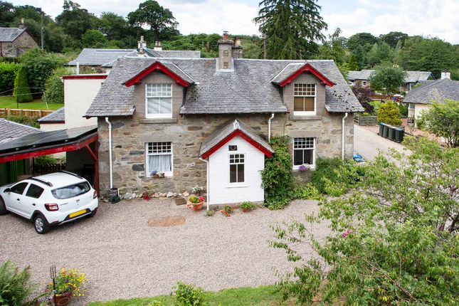 Thumbnail Semi-detached house for sale in Grandtully, Aberfeldy