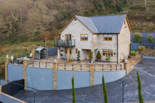 Thumbnail Detached house for sale in Penrhiw Road, Pontypridd, Rhondda Cynon Taff